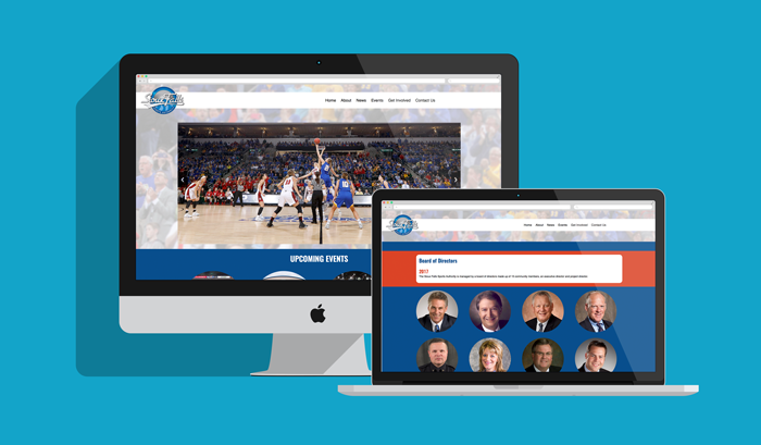 Sioux Falls Sports Authority Webmock